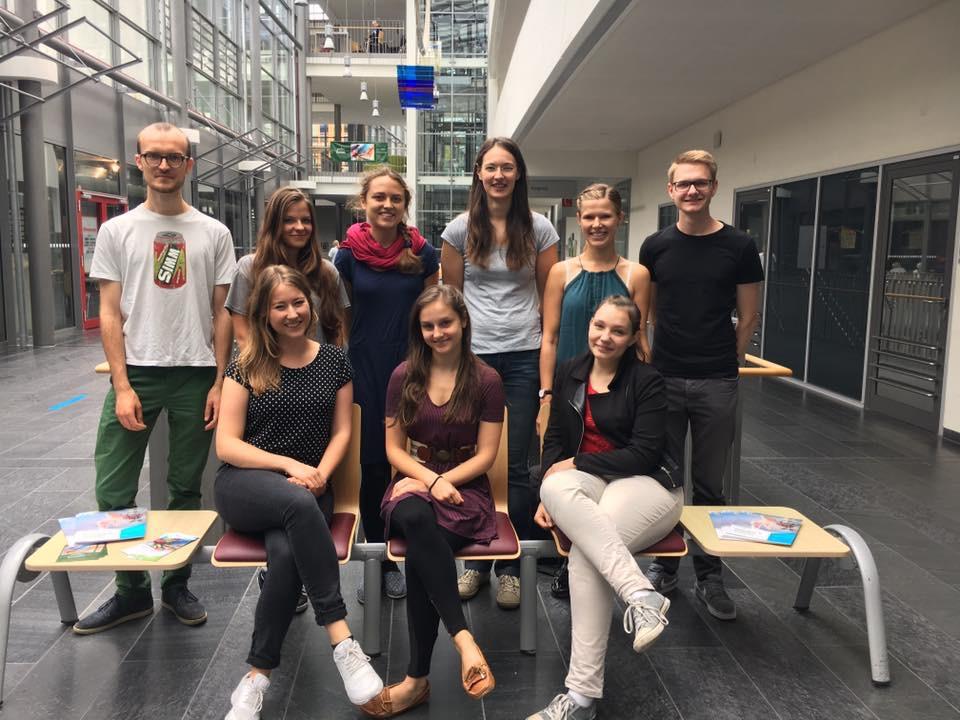 Kleines AGT-Gruppentreffen im Juli 2016