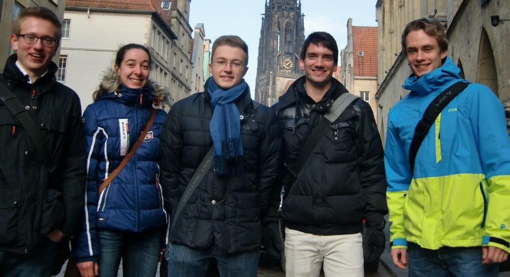 Medizinstudenten Münster