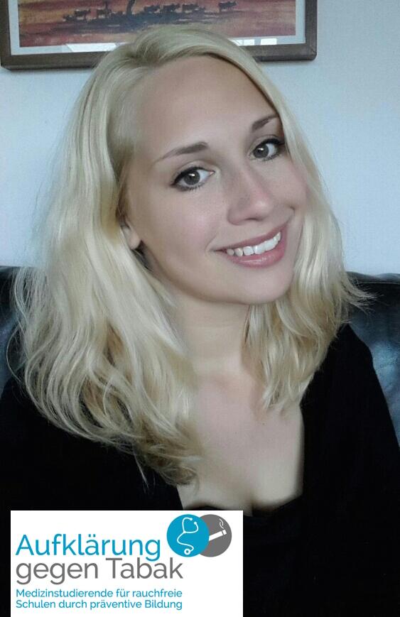 Medizinstudentin Sonja Wolff