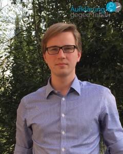 Medizinstudent Thore Schade-Mann aus Homburg