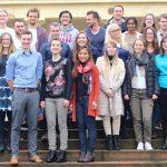 Etwa 20.000 Schüler/innen können pro Jahr in Deutschland von uns aufgeklärt werden.