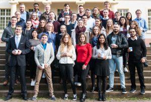 40 Gruppenleiter von fast allen Medizinfakultäten in Deutschland